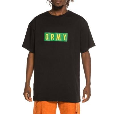 Camiseta Grimey Box Logo Black