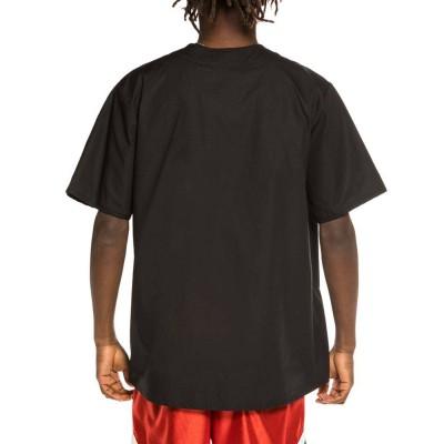 Camisa Grimey The Loot Baseball Black