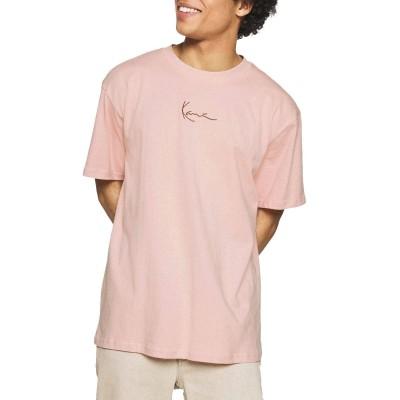 Camiseta Karl Kani 6030256 Rosa Rose