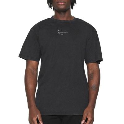 Camiseta Karl Kani 6030255 Negro Black