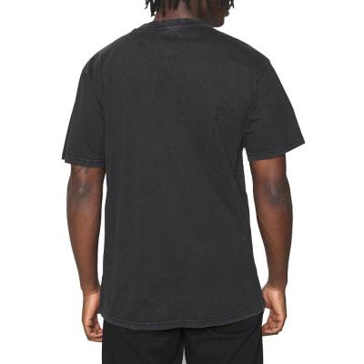 Camiseta Karl Kani Signature Washed Negro Black