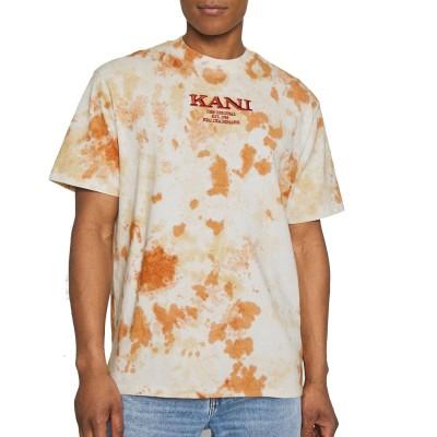 Camiseta Karl Kani 6030266 Blanco White
