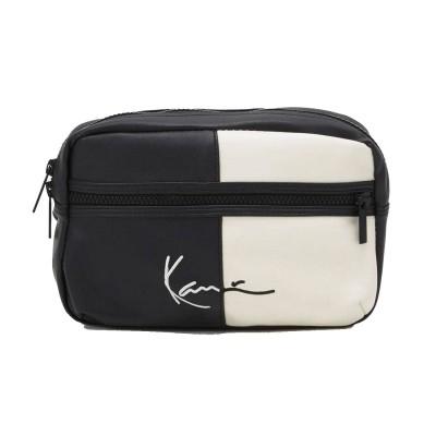 Riñonera Karl Kani Signature Block Waist Bag Negro Black