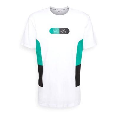 Camisetas FILA FI12521 683262.B205 White Black