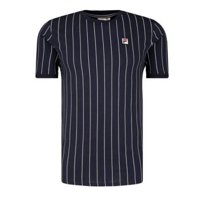 Camiseta FILA Hogan Ringer Black Iris