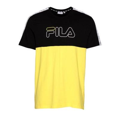 Camiseta FILA Jopi Blocked Black Aurora
