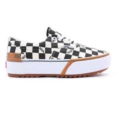 Zapatillas Vans Era Stacked (Checkerboard) Multi-True