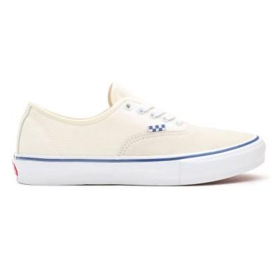 Zapatillas Vans Mn Skate Authentic Off White