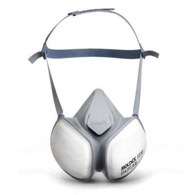 Máscara Montana Moldex 5230 con filtro FFA2P3 RD