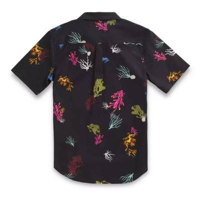 Camisa Vans Mn Reality Coral Reality Coral