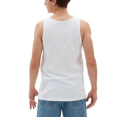 Camiseta tirantas Vans Mn Print Box Tank White-Spectrum...