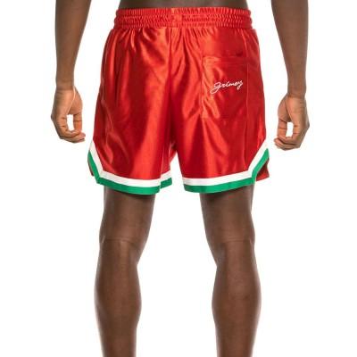 Pantalón Corto Grimey The Loot Running Shorts Red