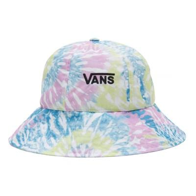 Gorro bucket Vans Wm Far Out Bucket Hat Tie Dye Orchid