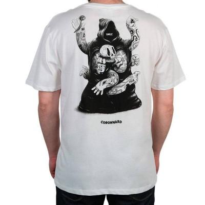 Camiseta The Dudes Coronnard blanca