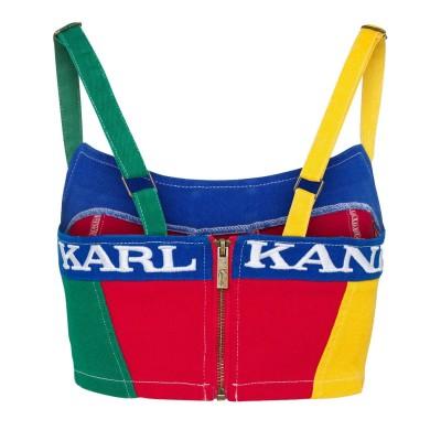 Top Karl Kani Block Top Multicolor