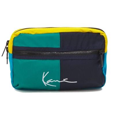 Riñonera Karl Kani 4004371 Verde Green