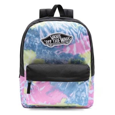 Mochila Vans Wm Realm Backpack Tie Dye Orchid