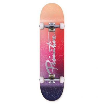 """Skate Completo Primitive 8.125"""" Nuevo Daybreak"""