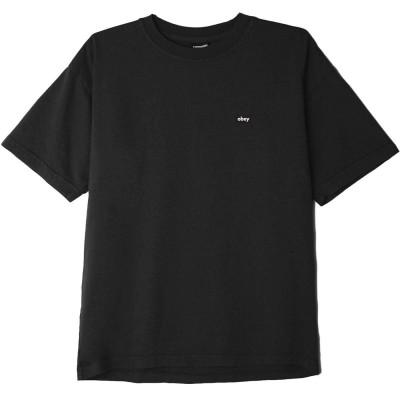 Camiseta OBEY Seduction of the masses negra black