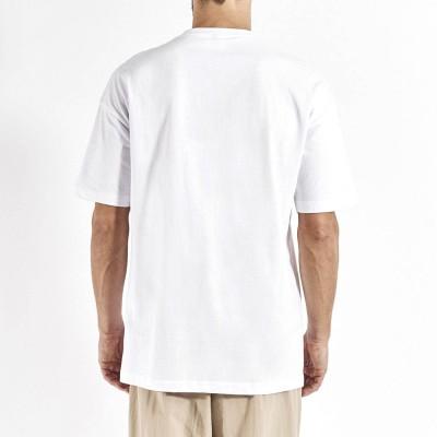 Camiseta Kappa History Book Etas blanca