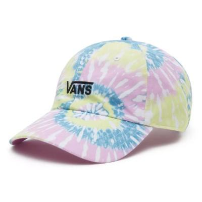 Gorra Vans Wm Court Side Printed Hat Tie Dye Orchid