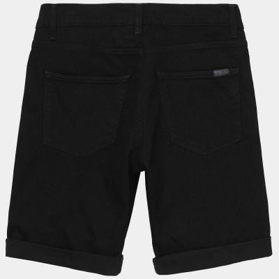Pantalón corto Carhartt Swell Short Black rinsed