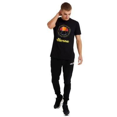 Camiseta Ellesse Campa Tee Shirt Black