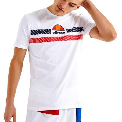 Camiseta Ellesse Glisenta Tee White
