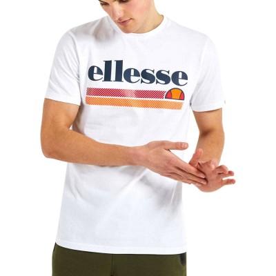 Camiseta Ellesse Triscia Tee Shirt White