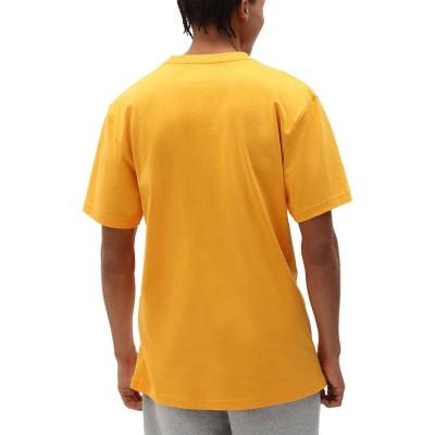 Camiseta Dickies Porterdale Amarillo Cadnium Yellow