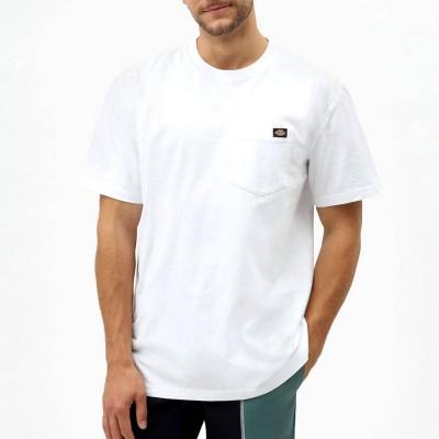 Camiseta Dickies Porterdale blanca white