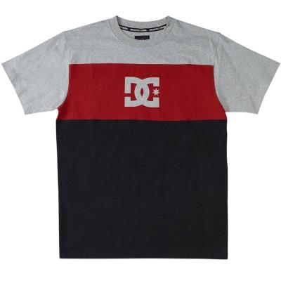 Camiseta DC Shoes Glen End 211 negra black