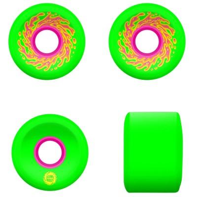 Ruedas Skate Slime Balls Santa Cruz Skateboard 54.5mm...