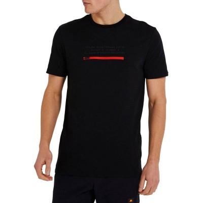 Camiseta Ellesse Piedmont Tee Black