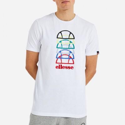 Camiseta Ellesse Magario Tee White
