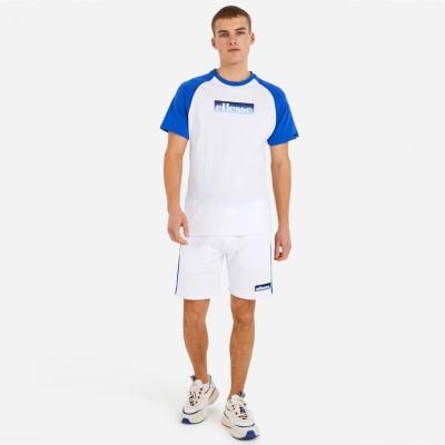 Camiseta Ellesse Kershaw Tee Shirt White