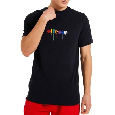 Camiseta Ellesse Giorvoa Tee Black