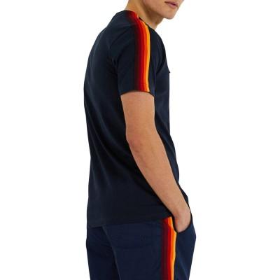 Camiseta Ellesse La Versa Tee Shirt Navy