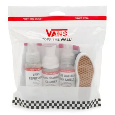 Kit de limpieza de zapatillas Vans Mn Vans Shoe Care...