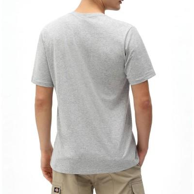 Camiseta Dickies Mapleton gris grey melange