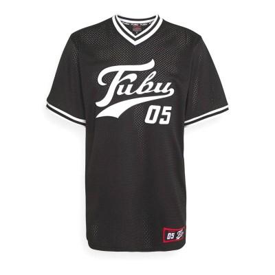 Camiseta Premium Fubu Varsirty Mesh Black White