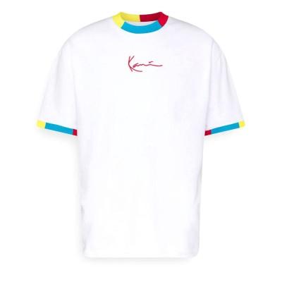 Camiseta Karl Kani 6030269 Blanco White