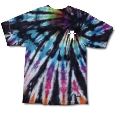 Camiseta Grizzly Family Tees Tie Dye
