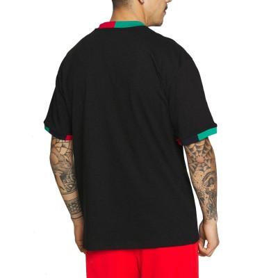 Camiseta Karl Kani Small Signature Negro Black