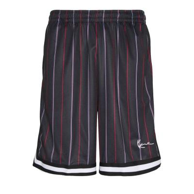 Pantalón corto Karl Kani Small Signature Pinstripe Mesh...
