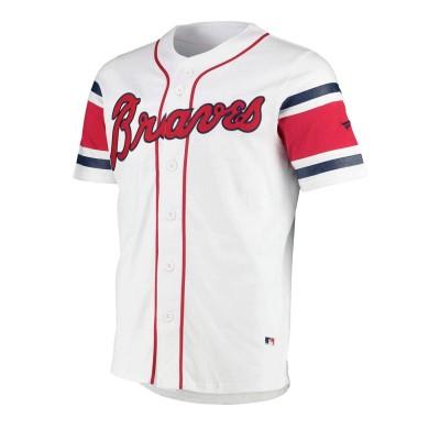 Beisbolera Replicas MLB Oficiales Fanatics Braves...