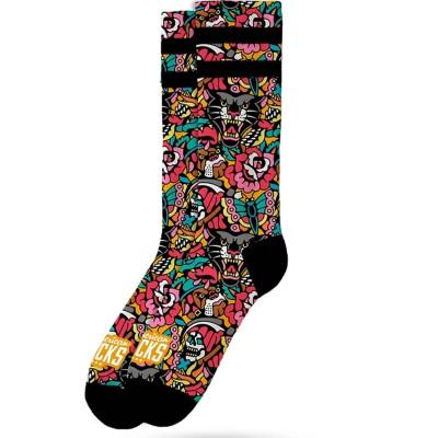 Calcetines American Socks Bulldog - Mid High