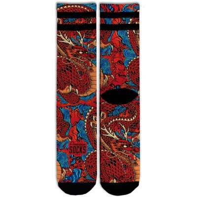 Calcetines American Socks Shenron - Mid High