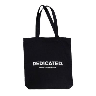 Bolsa Dedicated Tote Bag Torekov All We Have Black