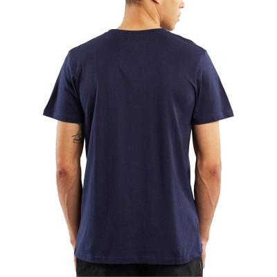 Camiseta Dedicated Tee Stockholm Local Planet Navy Navy